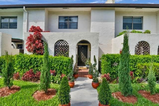 8045 Eastlake Drive 1-D, Boca Raton, FL 33433 (#RX-10715485) :: Ryan Jennings Group