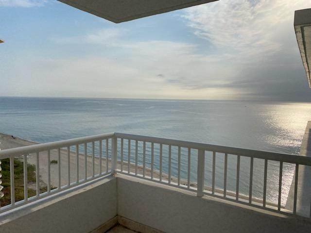 600 S Ocean Boulevard #1607, Boca Raton, FL 33432 (MLS #RX-10715852) :: Miami Villa Group