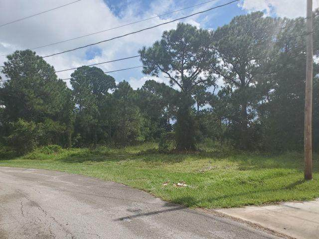 3991 SW Wycoff Street, Port Saint Lucie, FL 34953 (#RX-10715856) :: Treasure Property Group