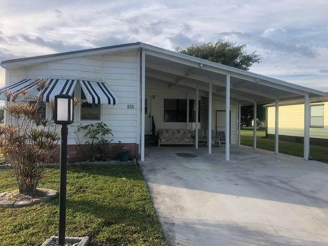 511 Natalie Drive, Port Saint Lucie, FL 34952 (#RX-10716580) :: Ryan Jennings Group