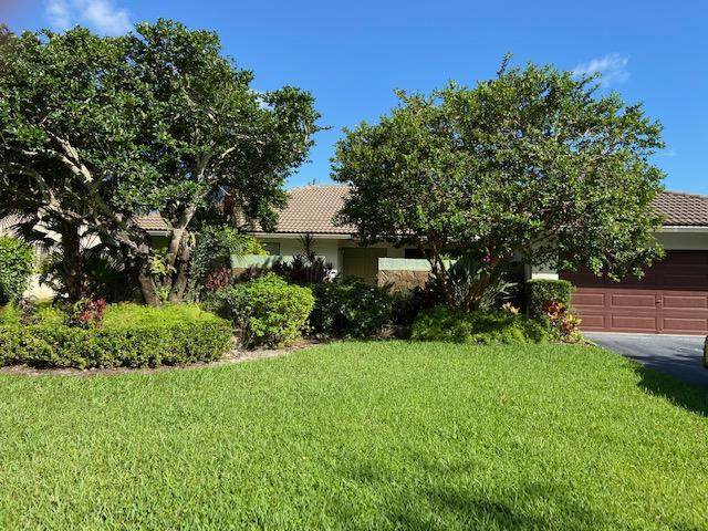 10919 NW 17 Manor, Coral Springs, FL 33071 (#RX-10717076) :: Michael Kaufman Real Estate