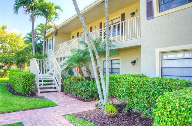 3 Stratford Drive C, Boynton Beach, FL 33436 (#RX-10717412) :: DO Homes Group
