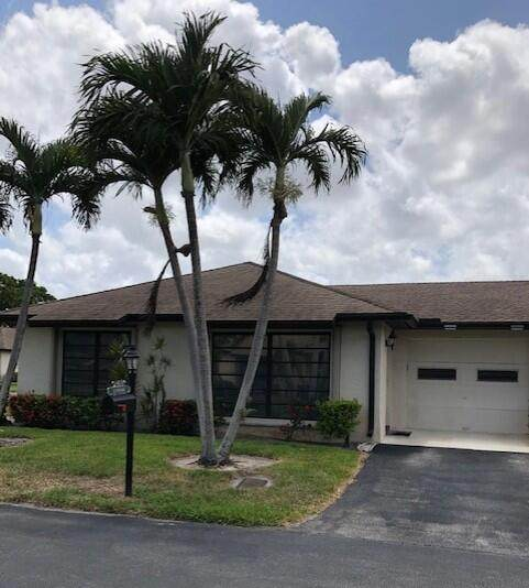 4651 Finchwood Way A, Boynton Beach, FL 33436 (#RX-10718289) :: Treasure Property Group