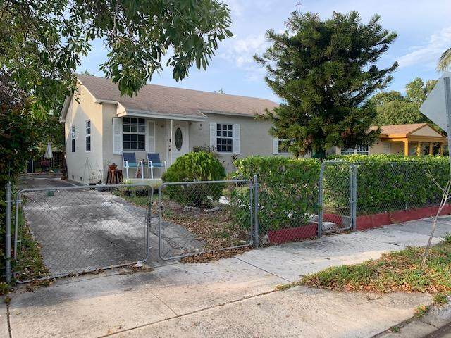 707 40th Street, West Palm Beach, FL 33407 (#RX-10719957) :: Posh Properties