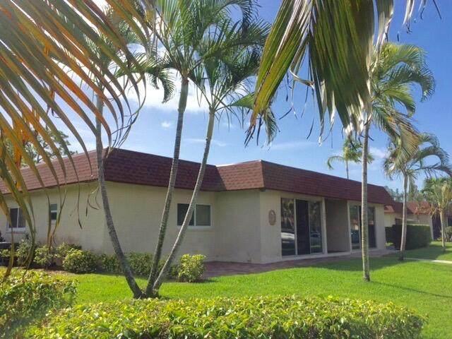 1896 Palmland Drive #1, Boynton Beach, FL 33436 (#RX-10721688) :: Baron Real Estate