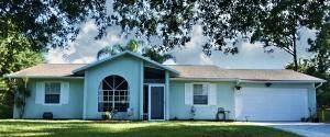 221 SW Tulip Boulevard, Port Saint Lucie, FL 34953 (#RX-10722373) :: Michael Kaufman Real Estate