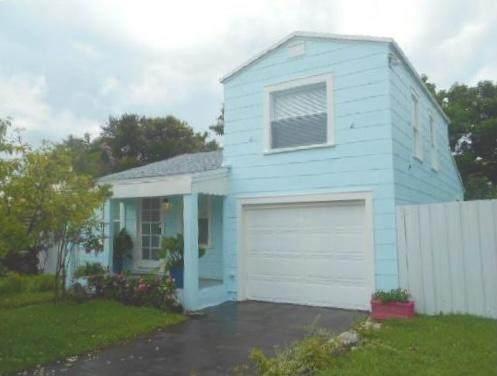 15 S C Street, Lake Worth Beach, FL 33460 (MLS #RX-10722824) :: Berkshire Hathaway HomeServices EWM Realty