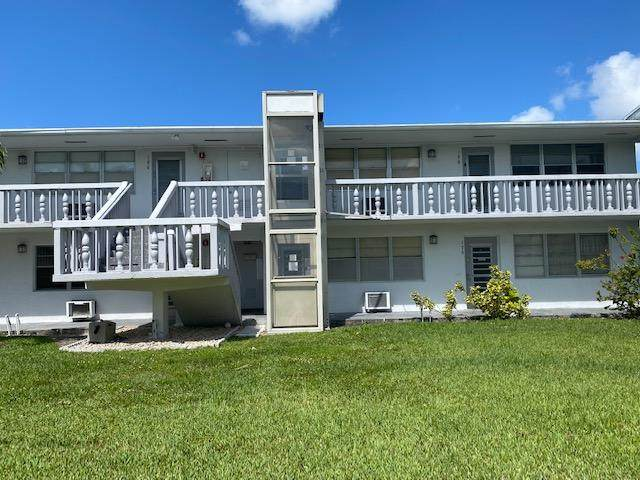 188 Farnham H, Deerfield Beach, FL 33442 (MLS #RX-10722943) :: Berkshire Hathaway HomeServices EWM Realty