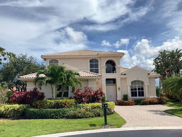1124 Grand Cay Drive, Palm Beach Gardens, FL 33418 (#RX-10722991) :: Michael Kaufman Real Estate