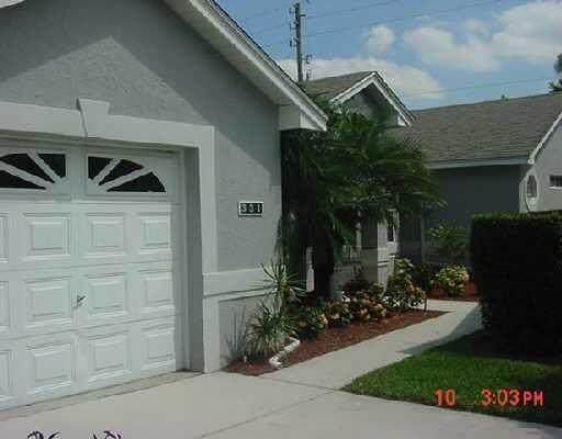 331 NW Tuscany, Port Saint Lucie, FL 34986 (#RX-10723418) :: Ryan Jennings Group