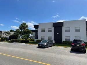 988 Normandy U #988, Delray Beach, FL 33484 (#RX-10723475) :: The Reynolds Team | Compass