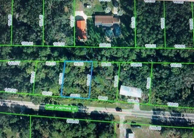 1750 Lake Josephine Drive, Sebring, FL 33875 (MLS #RX-10723543) :: Berkshire Hathaway HomeServices EWM Realty