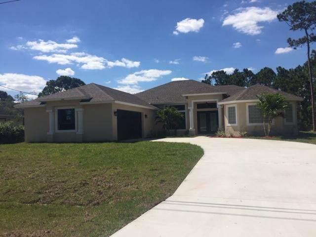 1801 SW Bradway Lane, Port Saint Lucie, FL 34953 (#RX-10723592) :: Signature International Real Estate
