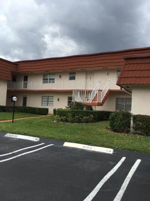 12015 Greenway Circle S #207, Royal Palm Beach, FL 33411 (#RX-10723770) :: Heather Towe | Keller Williams Jupiter