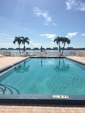 1516 S Lakeside Drive S #309, Lake Worth, FL 33460 (MLS #RX-10723771) :: Castelli Real Estate Services