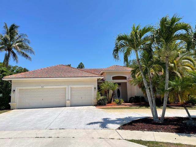 9064 Charlee Street, Lake Worth, FL 33467 (MLS #RX-10723811) :: Castelli Real Estate Services