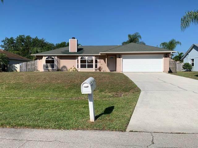 1668 SW Norman Lane, Port Saint Lucie, FL 34984 (MLS #RX-10723886) :: Castelli Real Estate Services