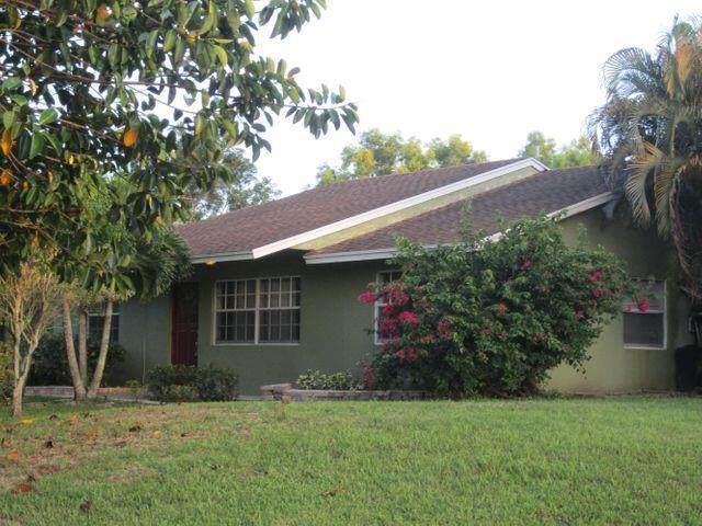 16280 E Aintree Drive, Loxahatchee, FL 33470 (MLS #RX-10724079) :: The Jack Coden Group