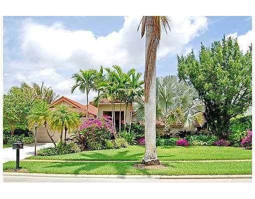 17722 Foxborough Lane, Boca Raton, FL 33496 (MLS #RX-10724131) :: The Paiz Group