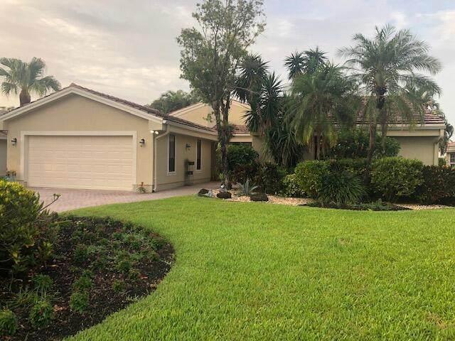 7186 Woodbridge Circle, Boca Raton, FL 33434 (#RX-10724239) :: Michael Kaufman Real Estate