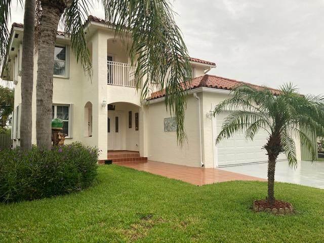 14 Yale Drive, Lake Worth Beach, FL 33460 (#RX-10724788) :: Posh Properties