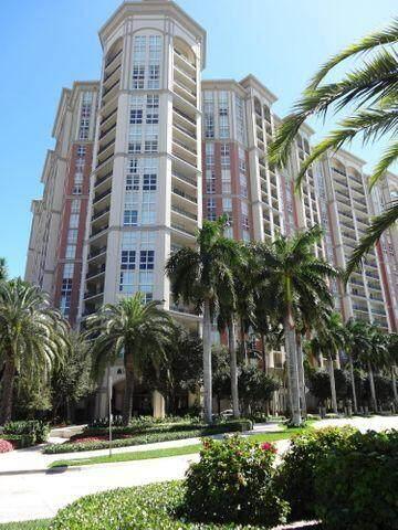 550 Okeechobee Boulevard Lph-06, West Palm Beach, FL 33401 (#RX-10725267) :: Dalton Wade