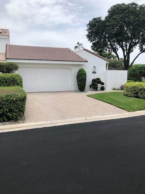 19623 Bay Cove Drive, Boca Raton, FL 33434 (#RX-10725336) :: Posh Properties