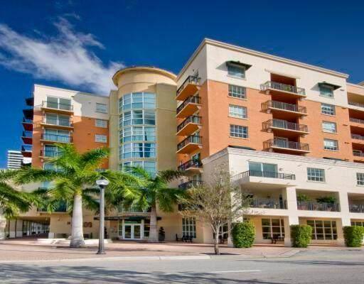 600 S Dixie Highway #711, West Palm Beach, FL 33401 (#RX-10725383) :: The Rizzuto Woodman Team