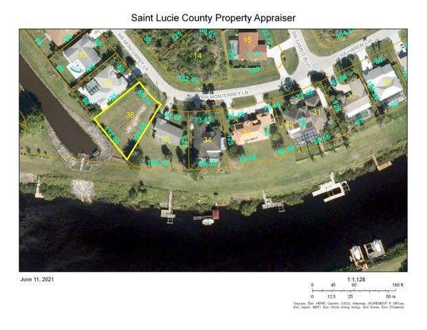2670 SW Monterrey Lane, Port Saint Lucie, FL 34953 (#RX-10725386) :: The Reynolds Team | Compass
