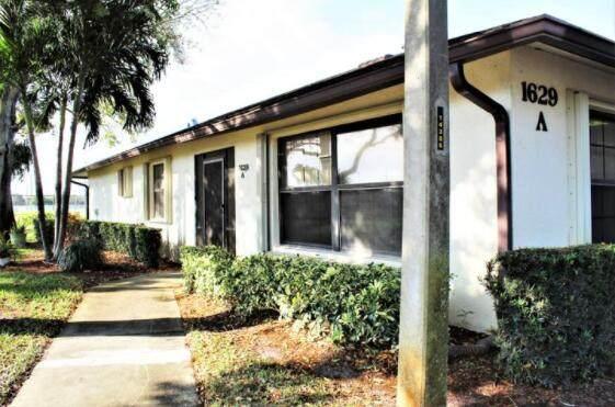 1629 Laurel Leaf Lane A, Fort Pierce, FL 34950 (#RX-10725965) :: Dalton Wade