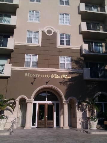 616 Clearwater Park Road #1411, West Palm Beach, FL 33401 (#RX-10726541) :: Michael Kaufman Real Estate