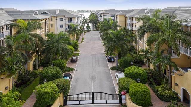 3960 N Flagler Drive #305, West Palm Beach, FL 33407 (#RX-10728301) :: The Reynolds Team | Compass