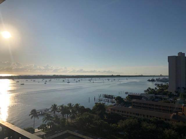 5600 N Flagler Drive #1204, West Palm Beach, FL 33407 (#RX-10730109) :: Dalton Wade