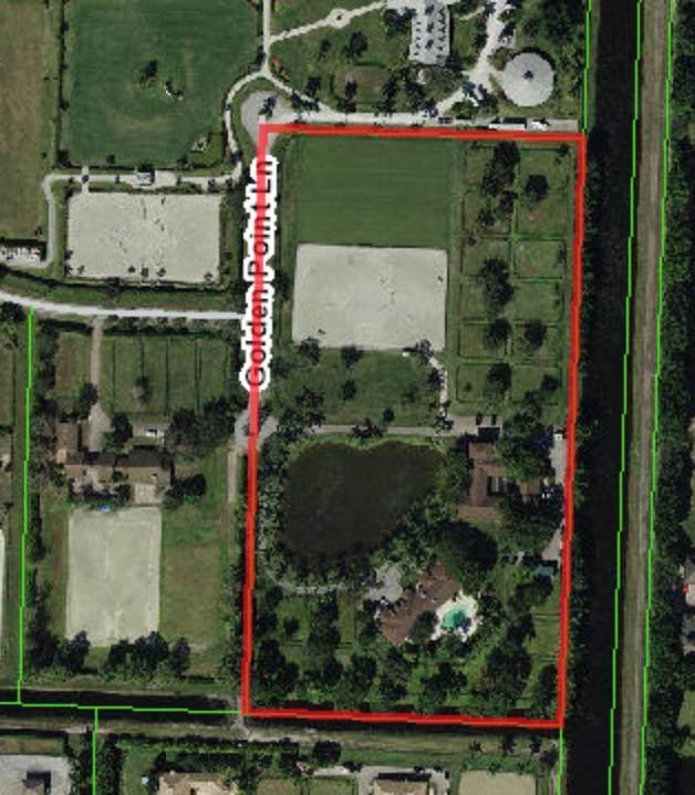 15100 Golden Point Lane, Wellington, FL 33414 (MLS #RX-10732641) :: The Paiz Group