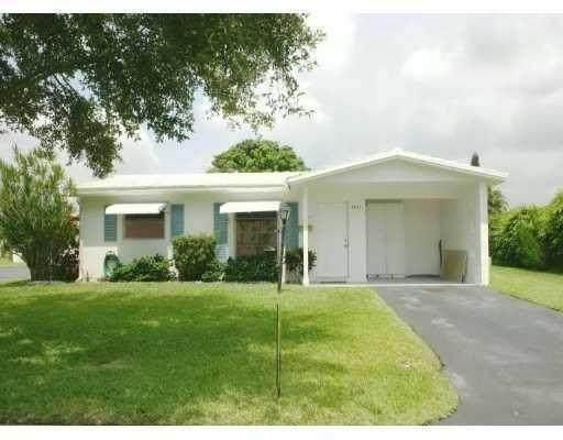 4491 NW 1st Terrace, Deerfield Beach, FL 33064 (#RX-10733005) :: Dalton Wade
