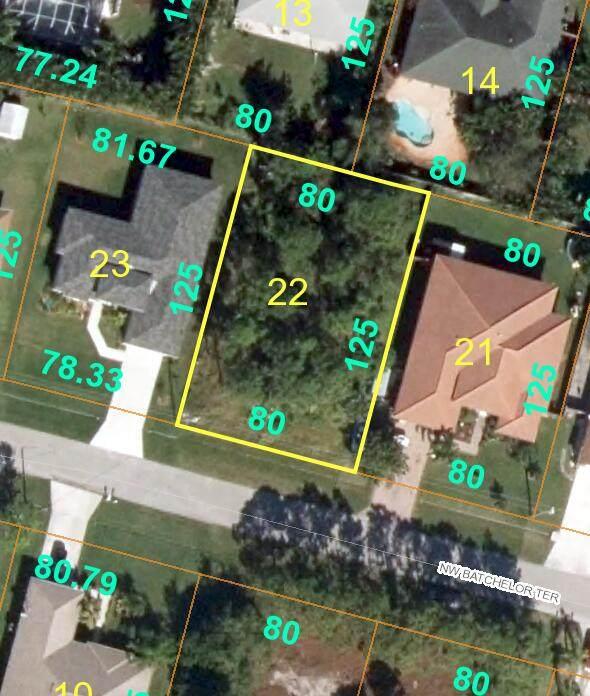 5927 NW Batchelor Ter Terrace, Port Saint Lucie, FL 34953 (MLS #RX-10733285) :: Berkshire Hathaway HomeServices EWM Realty