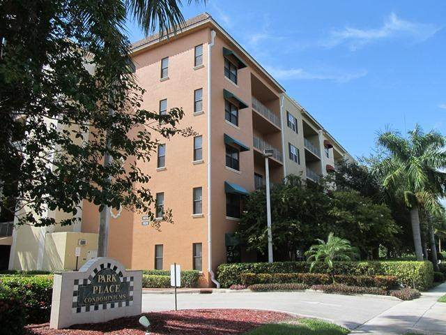 1610 Presidential Way #207, West Palm Beach, FL 33401 (MLS #RX-10733326) :: Dalton Wade Real Estate Group