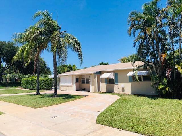 2007 Northridge Road, Delray Beach, FL 33444 (MLS #RX-10734065) :: Miami Villa Group