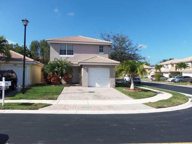 3302 Blue Finn Drive, West Palm Beach, FL 33411 (#RX-10735124) :: The Rizzuto Woodman Team