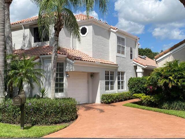 17547 Tiffany Trace Drive, Boca Raton, FL 33487 (#RX-10735216) :: Baron Real Estate