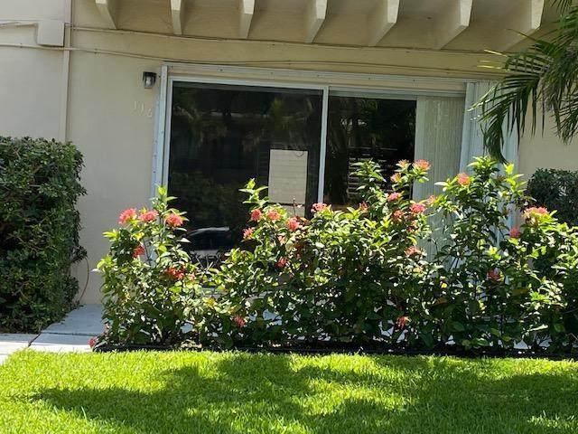 4001 S Ocean Boulevard #116, South Palm Beach, FL 33480 (MLS #RX-10735305) :: The Jack Coden Group