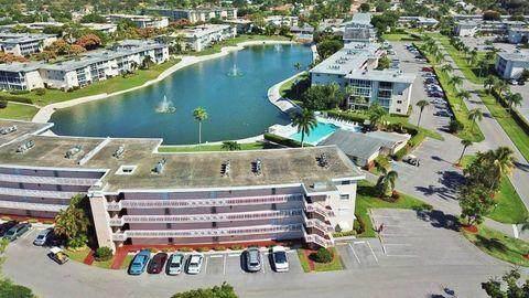 2606 S Garden Drive N #112, Lake Worth, FL 33461 (#RX-10735394) :: Treasure Property Group