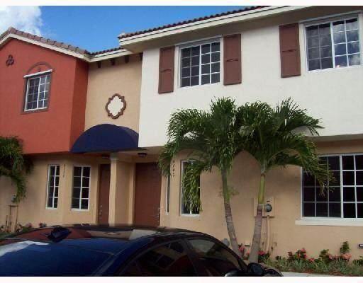 4144 Napoli Lake Drive, Riviera Beach, FL 33410 (MLS #RX-10735473) :: Berkshire Hathaway HomeServices EWM Realty