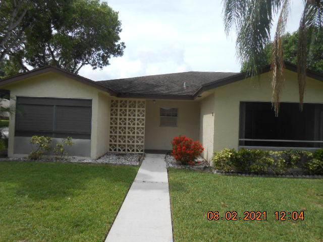 14110 Nesting A, Delray Beach, FL 33484 (#RX-10735935) :: Treasure Property Group