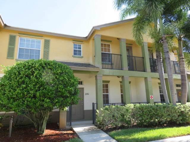 2141 SE Fern Park Drive, Port Saint Lucie, FL 34952 (#RX-10736025) :: Treasure Property Group