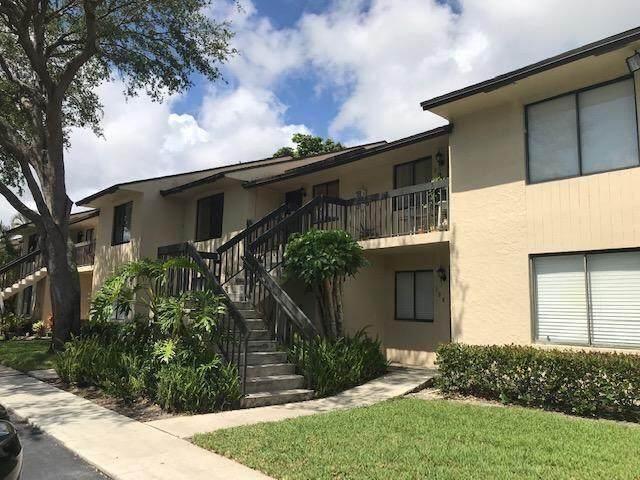 21955 Tidewater Terrace #102, Boca Raton, FL 33433 (#RX-10736056) :: Ryan Jennings Group