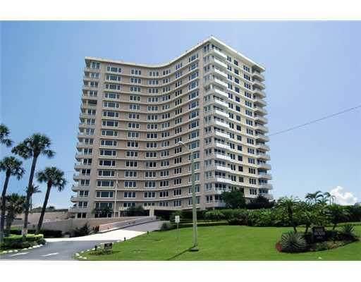 600 S Ocean 1208 Boulevard #1208, Boca Raton, FL 33432 (MLS #RX-10736161) :: Berkshire Hathaway HomeServices EWM Realty