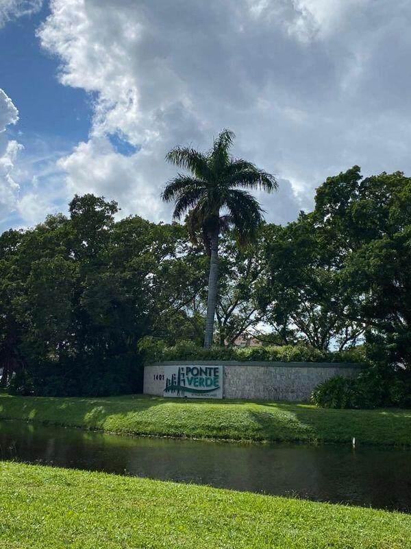 1401 Village Boulevard N #118, West Palm Beach, FL 33409 (#RX-10738241) :: The Power of 2 | Century 21 Tenace Realty