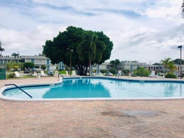 2880 Lake Osborne Drive #209, Lake Worth Beach, FL 33461 (#RX-10738317) :: Michael Kaufman Real Estate
