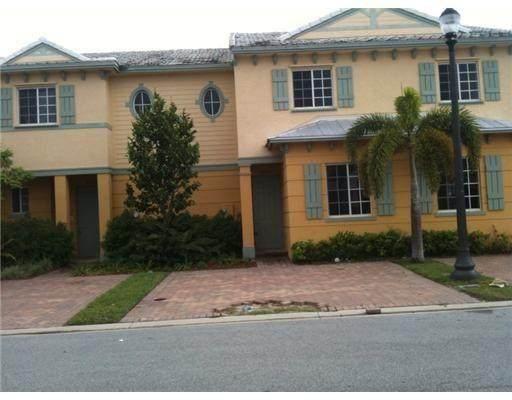 2037 Nassau Drive #2037, Riviera Beach, FL 33404 (MLS #RX-10738651) :: Castelli Real Estate Services